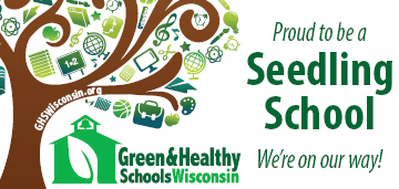 We are a Seedling School!