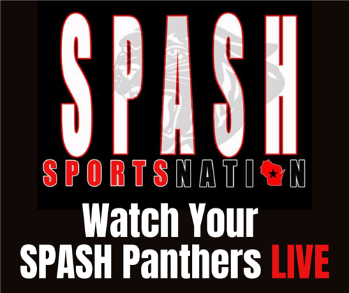 [SPASH Sports Nation Logo] Watch Your SPASH Panthers Live
