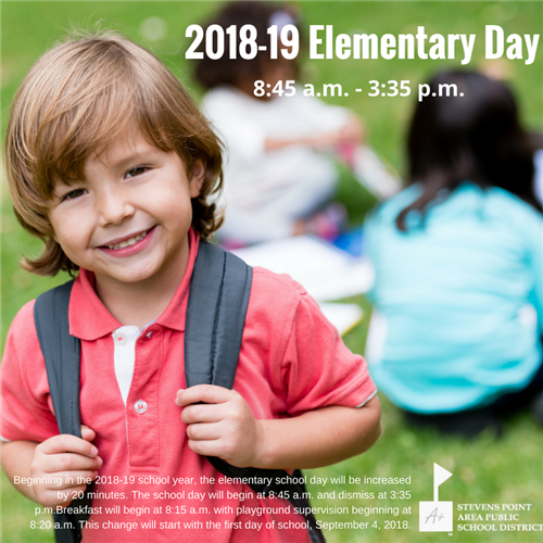 18-19 Elementary Day