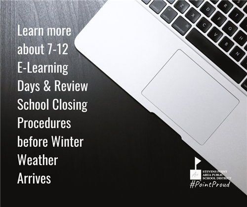 Learn more about E-Learning and School Cloures