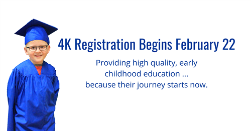 4K Registration Begins February 22